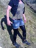denim shorts outdoor again (trapez) Tags: amazing beautiful beauty black body babe boy blue blau belt boots cool crossdressed crossdresser cd crosdressing dress denim eng fun fishnet glänzend glanz geil gear guy glanzleggings gurl gelb gürtel hot high hottie heels lycra lingerie leggings lovely man mann mini minirock netz net netzstrümpfe outfit outdoor shiny sexy schön string schwarz spandex stockings strümpfe strapse stiefel schuhe shoes strumpfgürtel suspender strapsgürtel tight thong tanga wetlook yellow