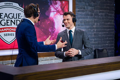 EU LCS Spring 2018 Week 1 (lolesports) Tags: red