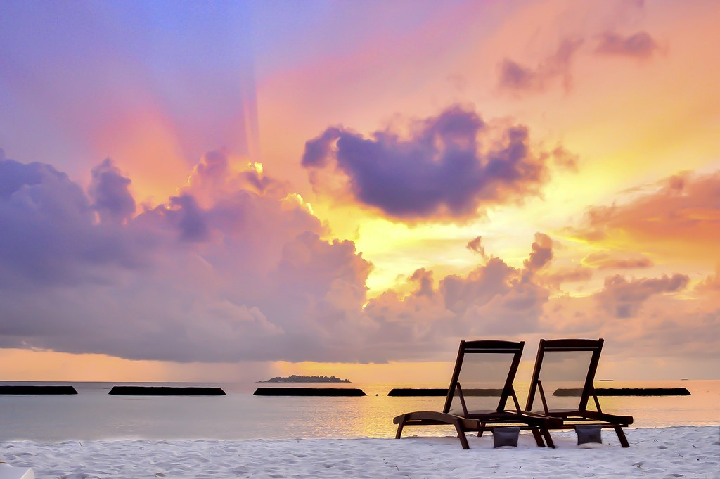 White Sands Of Maldives