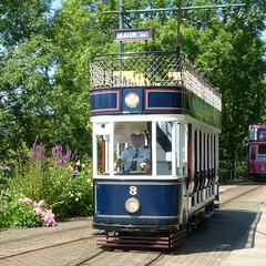 Seaton Tramway P1340705mods (Andrew Wright2009) Tags: dorset england uk scenic britain holiday vacation seaton devon tramway tourist tramcar