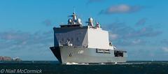 HNLMS Johan de Witt (L801) (Niall McCormick) Tags: dublin port rotterdam class amphibious transport dock hnlms johan de witt l801 warship landing platform lpd royal netherlands navy