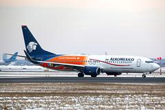 "Here is AeroMexico""Club Premier Livery"" XA-JOY (shumi2008) Tags: aeromexico aeromexico737 boeing737 b738 b737800 skyteammember torontopearson pearsonairport yyz cyyz"