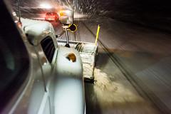 @20180112-D5 PlowingUS33-71 (OhioDOT) Tags: district5 odot plow ridealong route33 salt six snow storm plowing truck