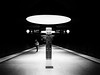 8:11 am (Sandy...J) Tags: blackwhite bw germany deutschland streetphotography olympus light darkness munich münchen station subway underground urban noir black waiting city fotografie ubahn westfriedhof man alone bayern kontrast contrast street atmosphere photography
