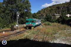 ALn 663-1007 (Treni In Foto) Tags: linea ferroviaria aosta prè saint didier arvier aln 663 livrea xmpr treno regionale incrocio