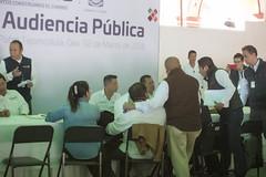 Cuarta Audiencia Pública del Gobierno del Estado