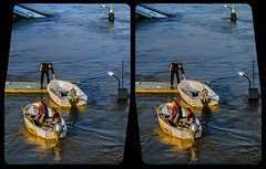 Flooding shuttle service 3-D / Stereoscopy / CrossEye / HDR / Raw (Stereotron) Tags: saxony sachsen dresden elbflorenz flooding hochwasser elbe river streetphotography rescue boat water europe germany crosseye crosseyed crossview xview cross eye pair freeview sidebyside sbs kreuzblick 3d 3dphoto 3dstereo 3rddimension spatial stereo stereo3d stereophoto stereophotography stereoscopic stereoscopy stereotron threedimensional stereoview stereophotomaker stereophotograph 3dpicture 3dglasses 3dimage hyperstereo twin canon eos 550d yongnuo radio transmitter remote control synchron kitlens 1855mm tonemapping hdr hdri raw