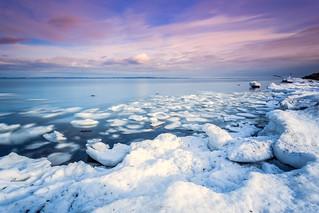 Vestfold Winter Seascape II