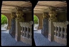 Castle Crypt 3-D / CrossView / Stereoscopy / HDR / Raw (Stereotron) Tags: sachsenanhalt saxonyanhalt ostfalen harz mountains gebirge ostfalia hardt hart hercynia harzgau architecture rieder krypta crypt castle burg schlos europe germany deutschland crosseye crosseyed crossview xview cross eye pair freeview sidebyside sbs kreuzblick 3d 3dphoto 3dstereo 3rddimension spatial stereo stereo3d stereophoto stereophotography stereoscopic stereoscopy stereotron threedimensional stereoview stereophotomaker stereophotograph 3dpicture 3dglasses 3dimage twin canon eos 550d yongnuo radio transmitter remote control synchron kitlens 1855mm tonemapping hdr hdri raw