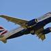 British Airways G-EUPO Airbus A319-131 cn/1279 @ Kaagbaan EHAM / AMS 16-10-2016