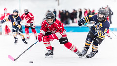 Hockey Monteuil Centre de la Nature (Eric Vidal Photographie) Tags: hockey sports canon canon5d markiii monteuil red
