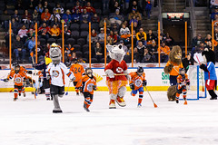 "Kansas City Mavericks vs. Cincinnati Cyclones, February 3, 2018, Silverstein Eye Centers Arena, Independence, Missouri.  Photo: © John Howe / Howe Creative Photography, all rights reserved 2018. • <a style=""font-size:0.8em;"" href=""http://www.flickr.com/photos/134016632@N02/40086494672/"" target=""_blank"">View on Flickr</a>"
