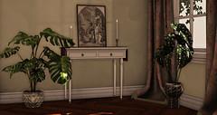 Style1714 (♥ Kayshla Aristocrat) Tags: fancydecor theliaisoncollaborative dustbunny homedecor homedecorating furniture homedecoration tlc kayshlaaristocrat blogger blog secondlife sl