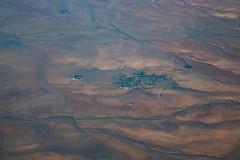 Settlement (Ged Slaughter Photography) Tags: settlement aerial village desert atlas maroc morocco gedslaughter landscape africa