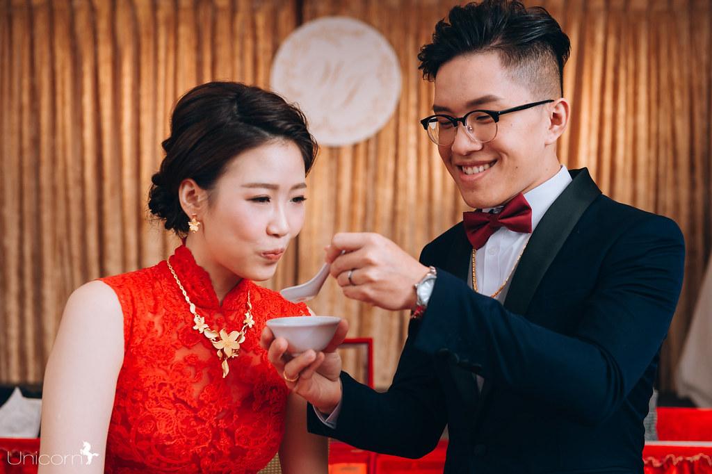 《婚攝》韋毅 & 謹誼 / 六福皇宮