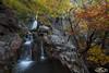 Harmony (xrhstos.bas23) Tags: water waterfalls river longexposure trees landscape nature autumn greece karditsa anthohori