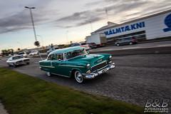 Chevy ´55 (B&B Kristinsson) Tags: krúsercarclub krúser krúserkvöld cruisenight reykjavik iceland