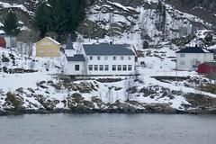 Coastal church (kim kim) Tags: svolvær hurtigruten norway arctic