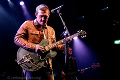 Brian Fallon -4262 (redrospective) Tags: 2018 20180223 brianfallon brianfallonandthehowlingweather february2018 koko london artists bass bassguitar bassist blue color colour concentrating concertphotography electricbass electricguitar glasses guitar guitarist human instrument instruments leather leatherjacket livemusic man men musicphotography musician musicians people performer performers person photo photography singer