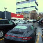 Globe & Mail Building & Downtown Porsche thumbnail