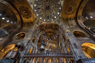 Venice, St Mark's Basilica