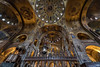 Venice, St Mark's Basilica (R.o.b.e.r.t.o.) Tags: venezia venice italia italy mosaics oro gold chiesa church basilicadisanmarco interno cielo cupola volte stmarksbasilica mosaic architecture ceiling vault mosaicidorati colonne nikond850 nikkor1424mm freehand cattedrale cathedral 6400iso