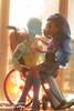 Finnegan Wake e Robecca Steam, MH (Mundo Ara) Tags: robecca steam finn finnegan wake monster high doll toy couple love cute romantic