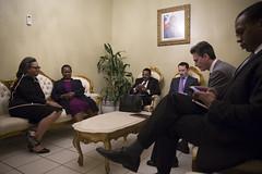 Visit of Ms. Bintou Keita, Assistant-Secretary-General for Peacekeeping Operations in Haiti (MINUJUSTH UN) Tags: haiti minujusth uneted nations unies mission baumann asg visit bintou keita assistantsecretarygeneral for peacekeeping operations unetednations nationsunies bintoukeita assistantsecretarygeneralforpeacekeepingoperations hti