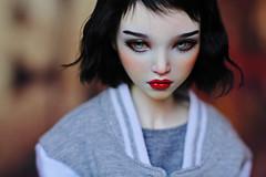 Tamsin (Luthigern) Tags: bjd doll blackcherrydoll kaorin zaoll