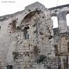 Flowers and ruins, Split. (natureflower) Tags: diocletian palace split croatia flowers