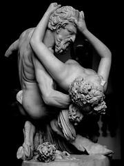 """""""Satyre et bacchante"""", James Pradier, vers 1833. (Lejeune Grégory) Tags: palaisdesbeauxartsdelille musée museum art lille france"""