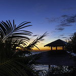 Gulf Sunset Beyond the Gazebo thumbnail