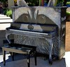 Racoon Piano (Scott 97006) Tags: piano racoon public painted instrument music