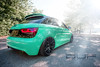 Audi A1 Tiffany Blue Wrap (DUP_Automotive) Tags: audi wrap carwrap carwrapping monsterwraps audia1 audis1 tiffanyblue wrapped wrappedcars wraplife airlift bagged scene showcar 3sdm