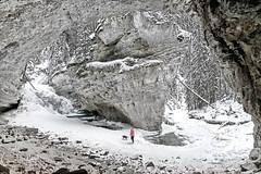 Johnston Canyon (Grant Mattice Photography) Tags: johnstoncanyon grantmatticephotography banffnationalpark canada canadianrockies canyon explorecanada explorealberta ice frozenrivers frozencanyons