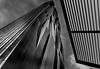 DC & BG (heinzkren) Tags: austria wien vienna kagran building architektur architecture schwarzweis bw blackandwhite biancoetnero sw linien lines panasonic lumix geometrie geometry facade fssade windows hochhaus skyscraper monochrome gebäude donaucity urban urbanart modern structure abstract gitter