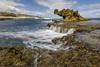 Dragon Head Rock 2018-02-12 (5D_32A8633) (ajhaysom) Tags: dragonheadrock rye morningtonpeninsula beach longexposure canoneos5dmkiii canon24105l melbourne australia