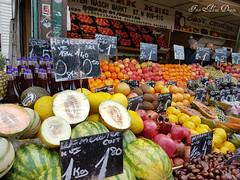 NASCHMARKT: VIENNA'S LARGEST OUTDOOR MARKET (Aly D.) Tags: viena wien vienna austria piata market mancare food lebensmittel früchte fructe fruits taraba