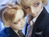 G & 苏我 in new year (ladious666) Tags: ladious 住人 elysia 2018 shiwoo doll bjd g 苏我 luts gilbert dollstown
