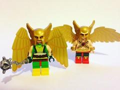 The Hawks (David$19) Tags: lego legodc dc dccomics dcsuperheroes legodcsuperheroes legosuperheroes legocustomminifigures legocustomminifigs legocustomsuperheroes legocustomhawkman legocustomhawkgirl hawkman hawkgirl legophotography legopictures legophoto legodcminifigures dcuniverse toys minifigures minifigs customlego justiceleague superheroes dctoys legophotographer legoaction davids19 david19
