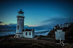 North Head Light (jrstout55) Tags: february2018 ilwaco lighthouses washington north head northhead architecture ocean sea sky