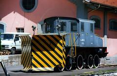 FS VNX 806 215 (Maurizio Boi) Tags: fs vnx vnx806 spazzaneve schneepflug chasseneige snowplow quitanieves снегоочиститель treno train zug rail railway railroad ferrovia eisenbhan locomotiva locomotive italy