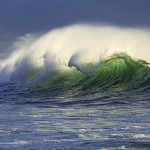 The Wave of the Côte-Sauvage Quiberon - 4 thumbnail