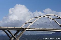 Highway 101 Bridge (youngwarrior) Tags: waldport oregon oregoncoast highway101 clouds bridge