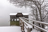 Winter at lake Ammersee (hjuengst) Tags: winter winterbeauty bavaria bayern ammersee lake fog mist nebel schnee snow jetty stegen