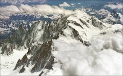 Magnificent aerial view of Mont Blanc DESKTOP (Katarina 2353) Tags: montblanc katarinastefanovic katarina2353