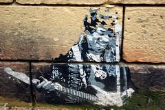Jimi Hendrix (nothinginside) Tags: pop art popart street streetart urbanart urban decay graffiti murales sticker jimi hendrix 2018 guitar chitarra malta pembroke white rocks