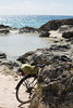 Saint-Francois, Guadeloupe (Quench Your Eyes) Tags: basseterre caribbean caribbeansea cityinguadeloupe frenchcaribbean frenchcaribbeanisland guadeloupe ladouche plagedeladouche plageladouche pointedeschâteaux saintfrançois bicycle biketour biketouring island travel saintfrancois