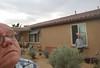 January 16, 2018 (212-365) (gaymay) Tags: california desert gay love palmsprings riversidecounty coachellavalley sonorandesert 365days clone selfie house window plants