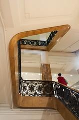 LAFAYETTE-107 (MMARCZYK) Tags: france alsace 67 strasbourg galeries lafayette berninger jules krafft gustave grand magasin est grandest architecture architektura escalier schody